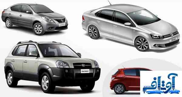 قیمت خودرو,قیمت ماشین