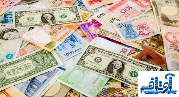 نرخ دلار,نرخ ارز,نرخ دلار و ارز,قیمت دلار,قیمت ارز,قیمت دلار و ارز
