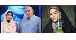 حمله برادر پرستو صالحی به آزاده نامداری : آبجتو بنوش!