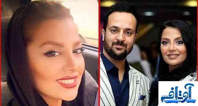 تبریک تولد همسر احمد مهران فر به همسرش