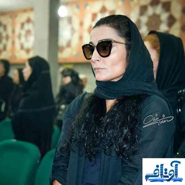 عکسهای بازیگران در مراسم ختم ناصر ملک مطیعی خرداد ۹۷