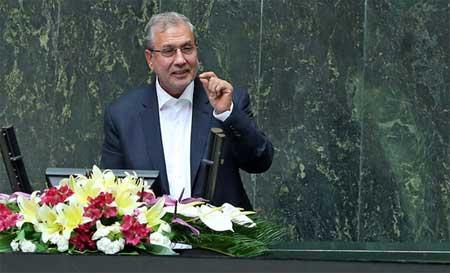 Image result for افشاگری بیسابقه «ربیعی» در صحن مجلس